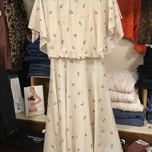 True vintage dress from 1972